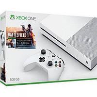 Игровая приставка Xbox One S Konsole 500GB Battlefield 1