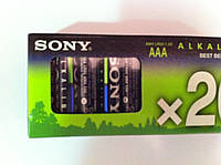 Батарейка Sony Alkaline Теника ( LR03/AAA/ 20 шт ), фото 1