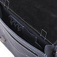 Мужской портфель СПС-3 из кожи crazy, фото 9