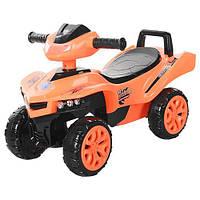 Каталка-толокар Bambi M 3502-7 Orange