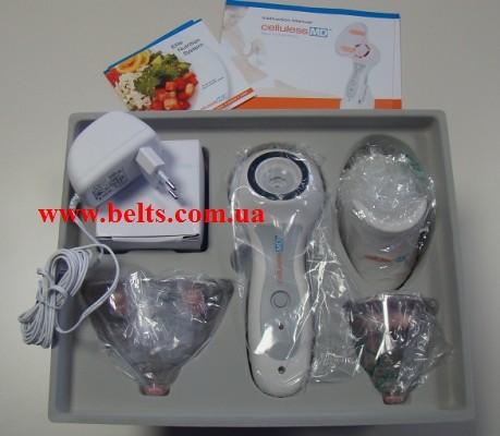 Антицеллюлитный вакуумный массажер Cellules MD Целлюлес МД
