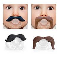 Соска з Вусами Kids Mustache / Соска с Усами