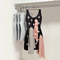 Вішалка для Шарфів My Little Dress / Вешалка для Шарфов Маленькое Черное Платье