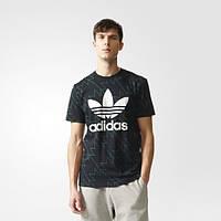 Мужская футболка adidas Originals Football Print BS3200