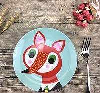 Дитяча Тарілка Mister Fox / Детская Тарелка Мистер Фокс