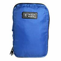 Дорожній Органайзер для Засобів Гігієни Travel Mate / Дорожный Органайзер для Ванных Принадлежностей (Blue)