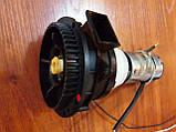 Б/У 0301.R10.00A/1 Двигатель кофемолки (в сборе) вертикальный, фото 2
