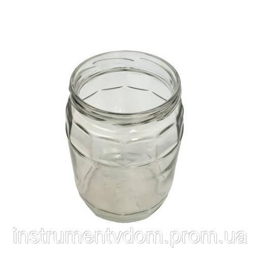 "Банка стеклянная 0,72 л ""Твист-Карвед"" под евро-крышку D-82 (10 упаковок по15 шт)"
