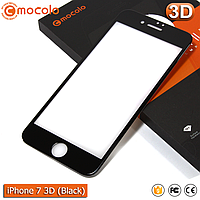 Защитное стекло Mocolo iPhone 7 (Black) 3D