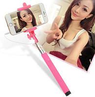 Селфі Палка Monopod Z07-5S Рожевий / Монопод для смартфонов и iPhone