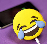 Портативна Батарея Емоції Сміх / Портативная Батарея Эмоции Смех