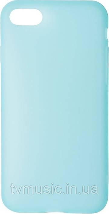 Чехол для мобильного телефона Avatti Mela X-Thin PC Cover Blue для iPhone 7