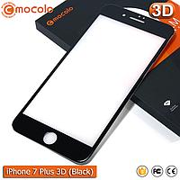 Защитное стекло Mocolo iPhone 7 Plus (Black) 3D