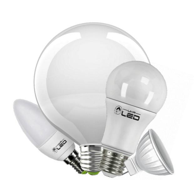 Лампочки LED (Е27, Е14, MR16, T8)