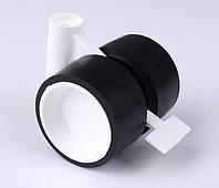 Ролик мебельный Formula 60 Nylon белый/черный