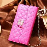 Чехол Chanel клатч Розовый для iPhone 6/6s