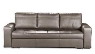 Новый раскладной кожаный диван FX10 B7 (212см)