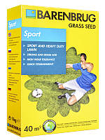 Газонная трава спортивная Barenbrug Sport, 5 кг
