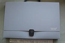 Папка-бокс с ручкой (портфель), формат А4+ №АВ 508В
