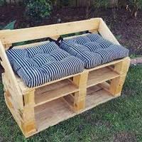 Поролон AirFoam  25 кг/м3 для садовой мебели 4 см толщиной