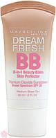 BB- крем SPF 30 Maybelline Dream Fresh BB Cream 8 in 1