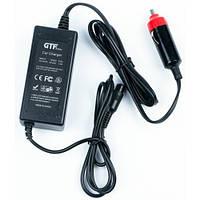 Автомобильное зарядное устройство GTF DC Car Charger для гироскутера