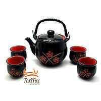 Красивый чайный сервиз восточный стиль