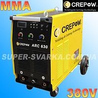 Сварочный инвертор CrepoW ARC-630
