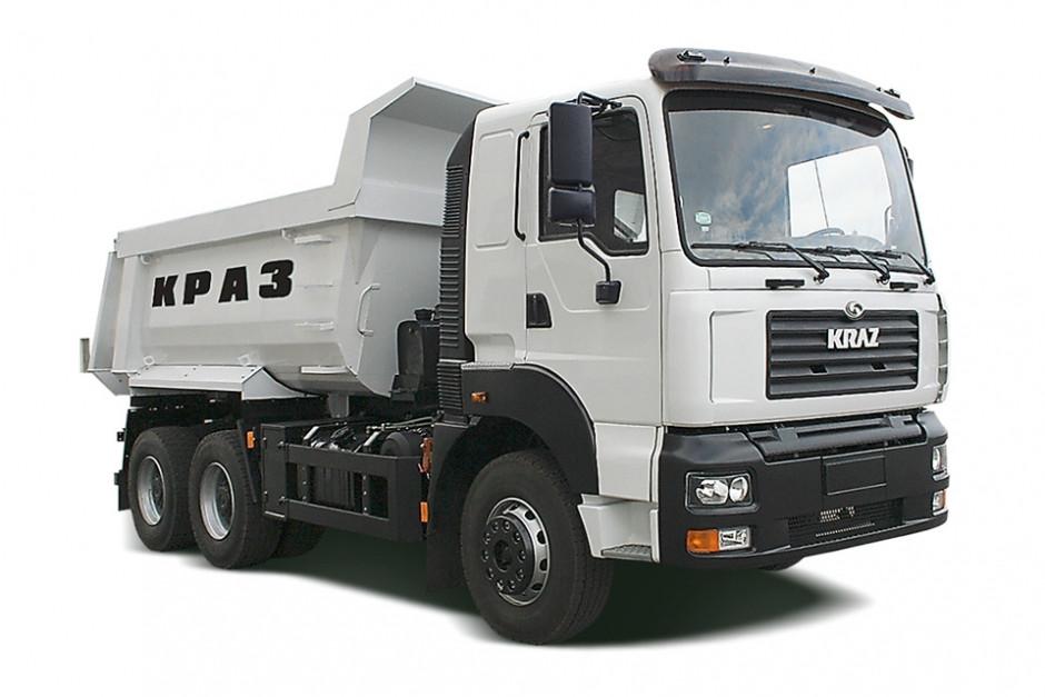 Самоскид КрАЗ 6511С4