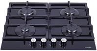 Варочная панель газовая Ventolux HSF640-M3G (BK)
