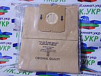 Комплект мешков ZELMER ZVCA015B , фото 1