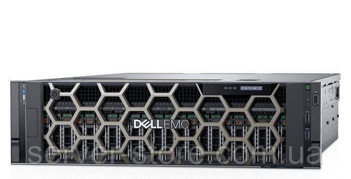 Сервер Dell PE R940 (210-R940-8270) - Intel Xeon Platinum 8270, 26 Cores, 37Mb Cache, up to 3.70GHz