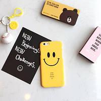 Пластиковый чехол Smile для iPhone 6/6s