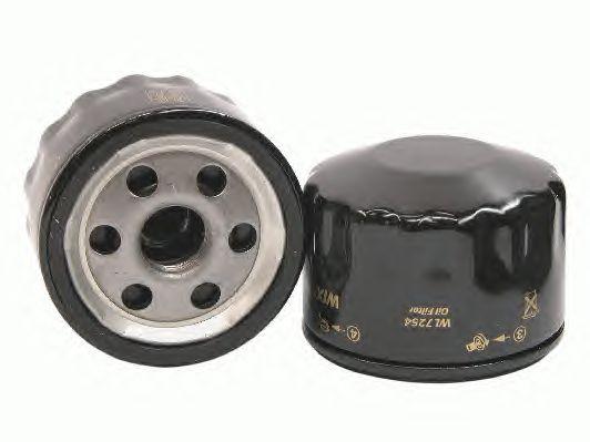 Масляный фильтр Wix wl 7254 (op 643/3) Renault Logan/Kangoo/Megan/Clio/Duster/Sandero