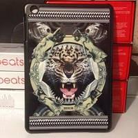 Пластиковый чехол Givenchy Leopard Леопард для iPad MINI