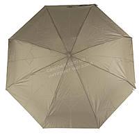 Женский симпатичный компактный прочный механический  зонтик Feeling Rain art. 301M хаки (100257)