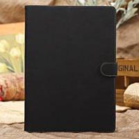Защитный чехол-книжка с подставкой Black Черный для iPad Air