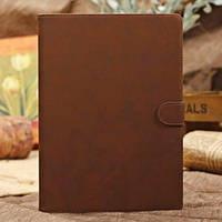 Защитный чехол-книжка с подставкой Brown Коричневый для iPad Air