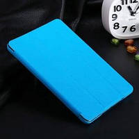 Полиуретановый чехол Smart Case Blue Синий для iPad Air