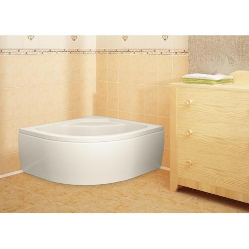 Піддон акриловий душовий глибокий Calisto 90х90 (панель + каркас) Bliss