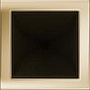 Решетка для камина позолоченная 22х22 см без жалюзи