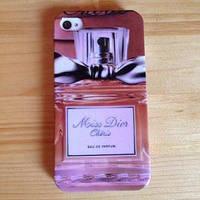 Чехол Парфум Miss Dior Cherie для iPhone 4/4s