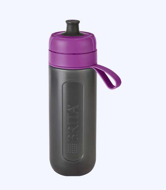 Фляга-фильтр Brita Fill&Go Active (фиолетовый)