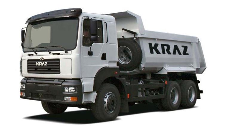 Самосвал КрАЗ 7511С4