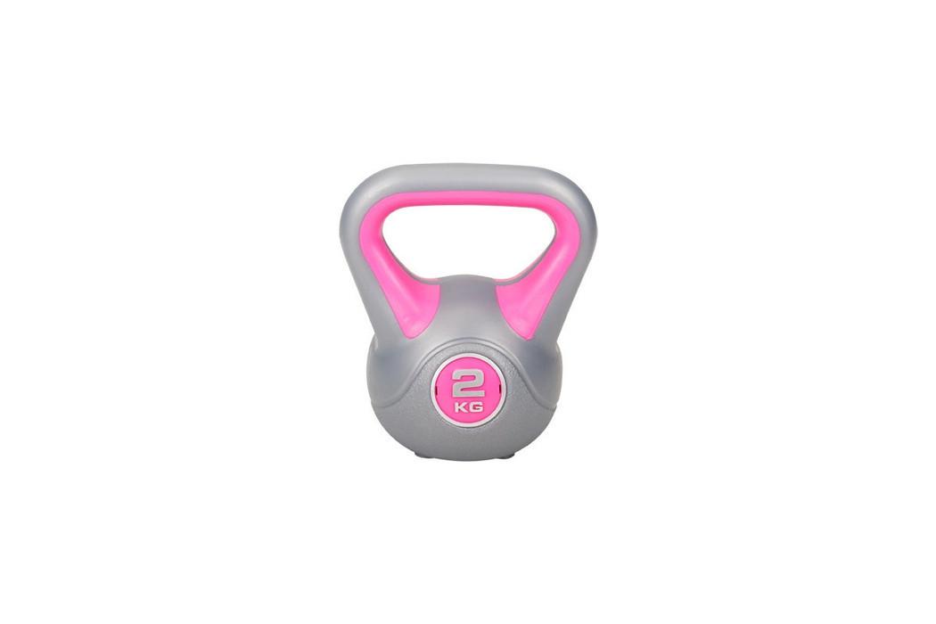 Гиря вінілова Hop-Sport 2 кг