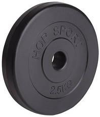 Набор Hop-Sport Premium штанга и гантели 52 кг , фото 2