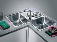 Покупка и установка кухонных моек