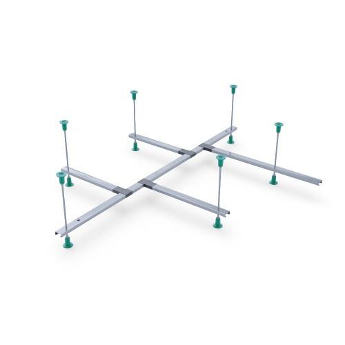 Каркас металічний універсальний для асиметричних ванн