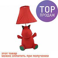 Мягкая настольная лампа Мумий Троль / светильник