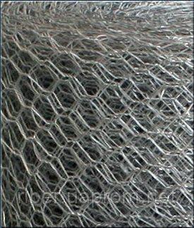 Сетка рабица 40х40х1,6мм высота 1,5м, фото 2